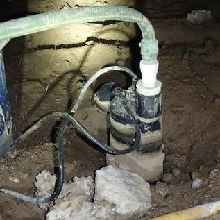 Fixing Water in Crawlspace, Stanwood, WA