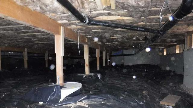 From Wet and Drafty to Comfortable and Dry in Mount Vernon, WA Crawl Space