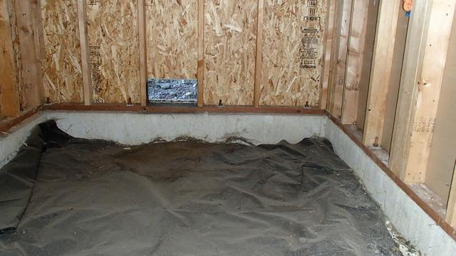 Crawl Space Improvement in Bothell, WA