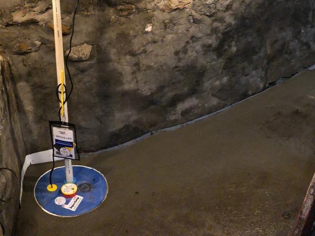 Basement Waterproofing Solution in Anacortes, WA