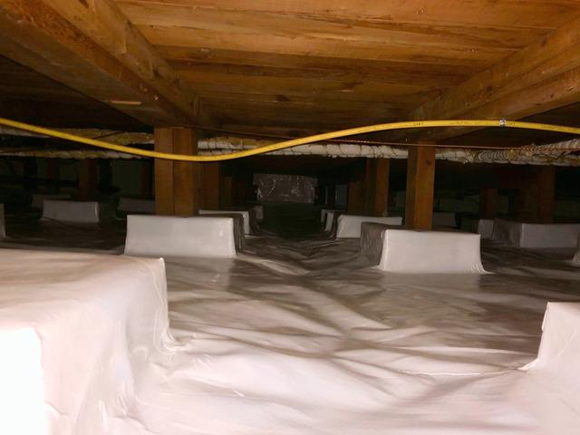 Mountlake Terrace Crawl Space Encapsulation