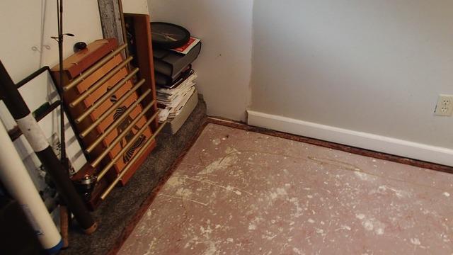 Basement Leaking in Bellingham, WA