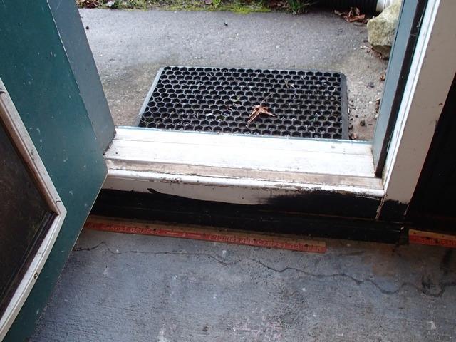 Basement Entry Leak Repair in Bellingham, WA