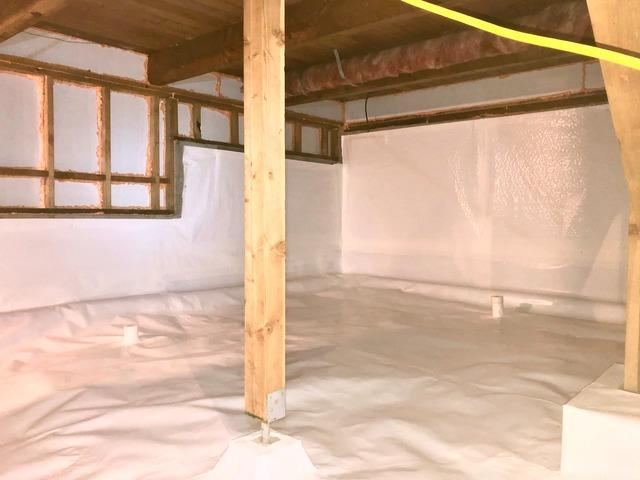 Sedro-Woolley Crawl Space Insulation