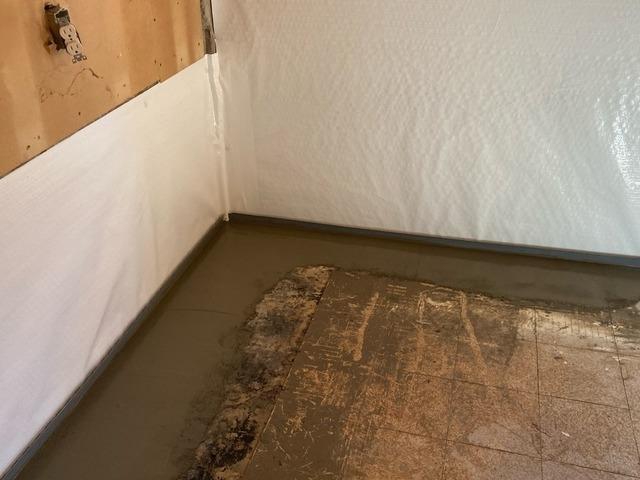 Basement Leaking, Edmonds, WA