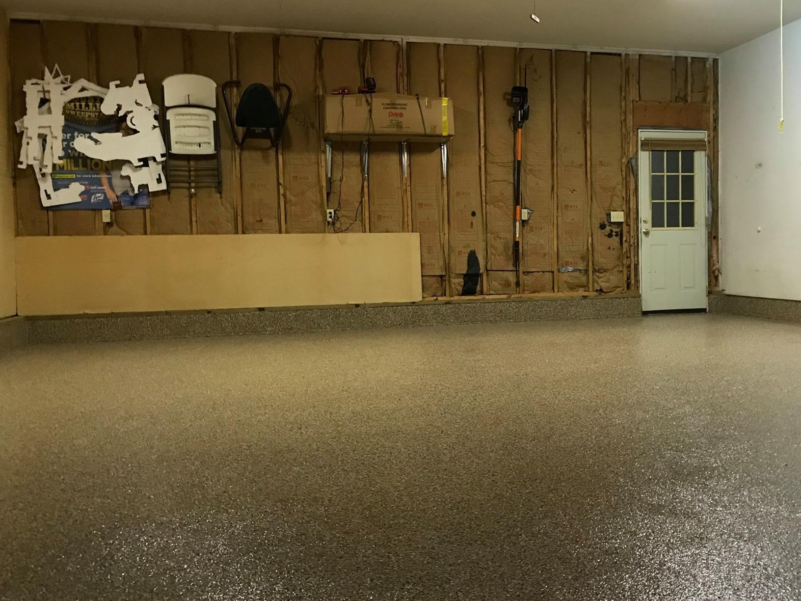 Garage goes from Blah to Beautiful in Lincoln, DE - After Photo