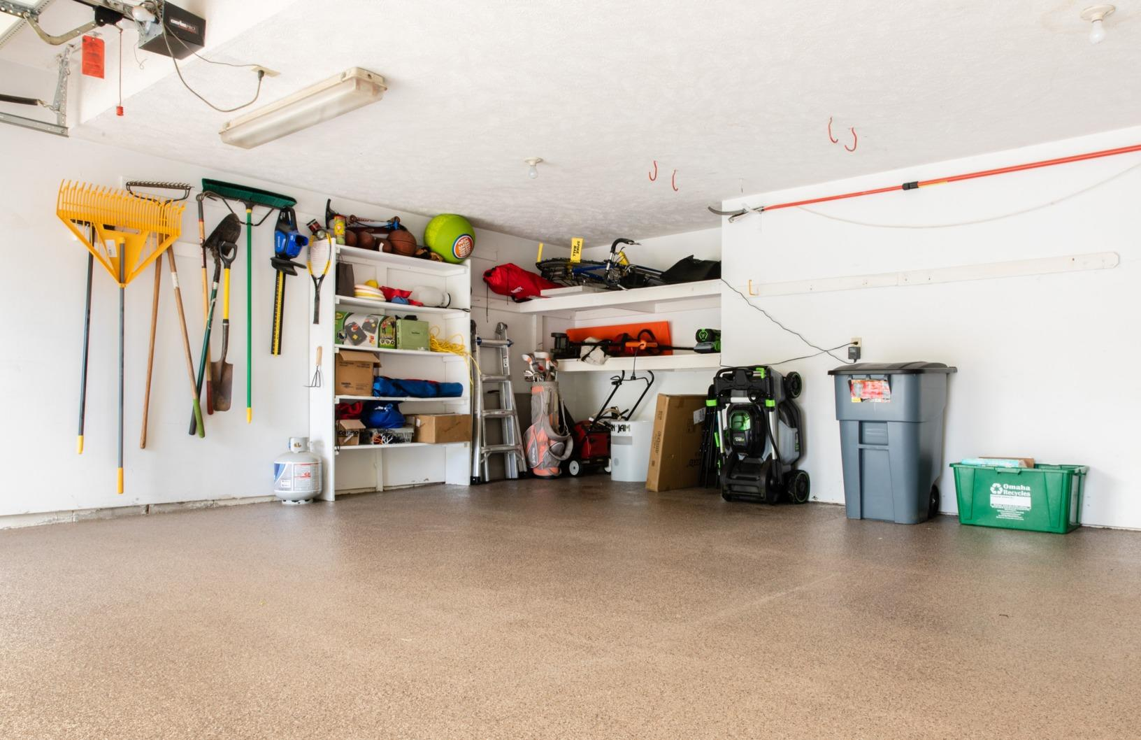 Gear Filled Garage Gets Lifetime Transformation in Lewes, DE - After Photo