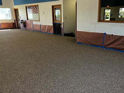Weller's Gets a Floor Coating in Bridgeville, DE - After Photo