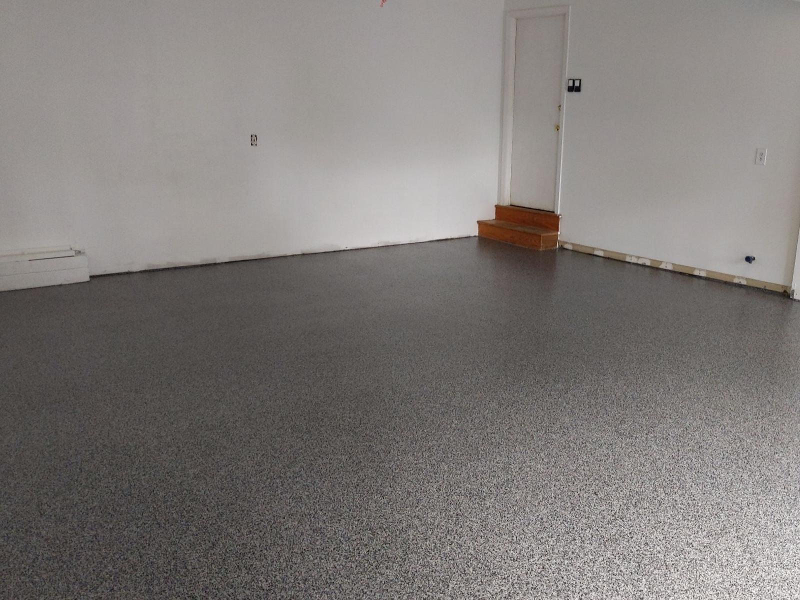Garage Floor Coating in Bel Air, MD - After Photo
