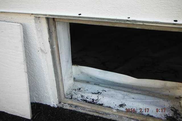 EverLast Crawl Space Entrance Door