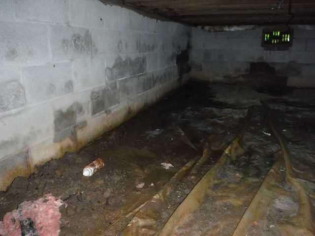 Port Deposit, MD Needs A Crawl Space Encapsulation