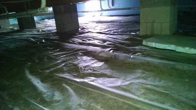 Crawl Space Encapsulation in Madison, MD