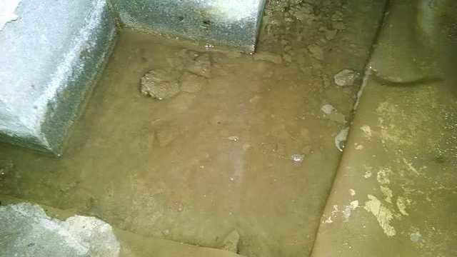 Wet, Wet, Wet Crawl Space!