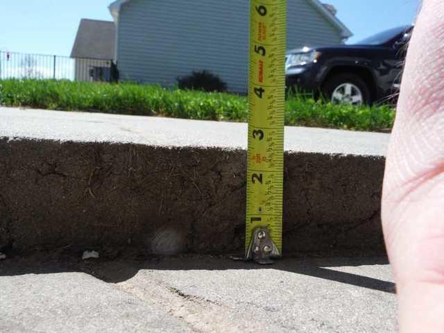 PolyLevel Sidewalk Lifting in Barclay, MD