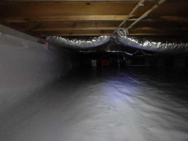 Elk Mills, MD Crawl Space