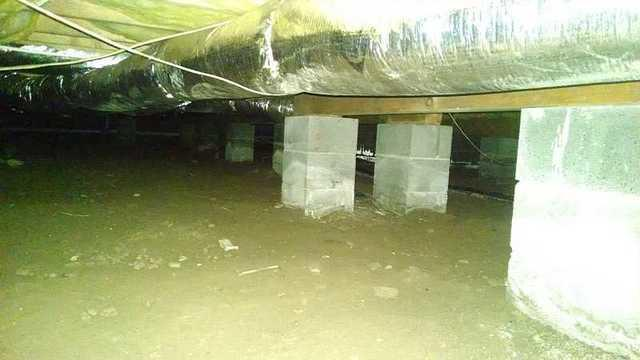 Showell, MD Crawl Space
