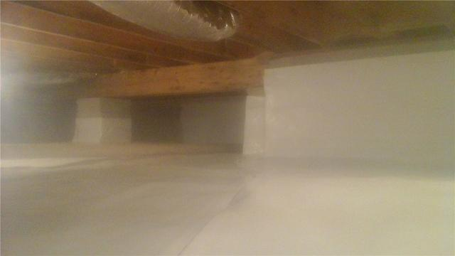 Crawl Space Encapsulation in Grasonville, MD