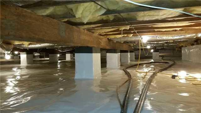Crawl Space Repair in Showell, MD