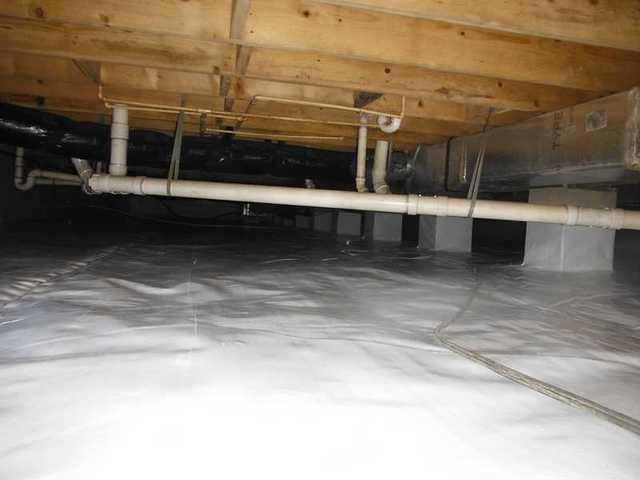 Childs, MD Crawl Space Encapsulation