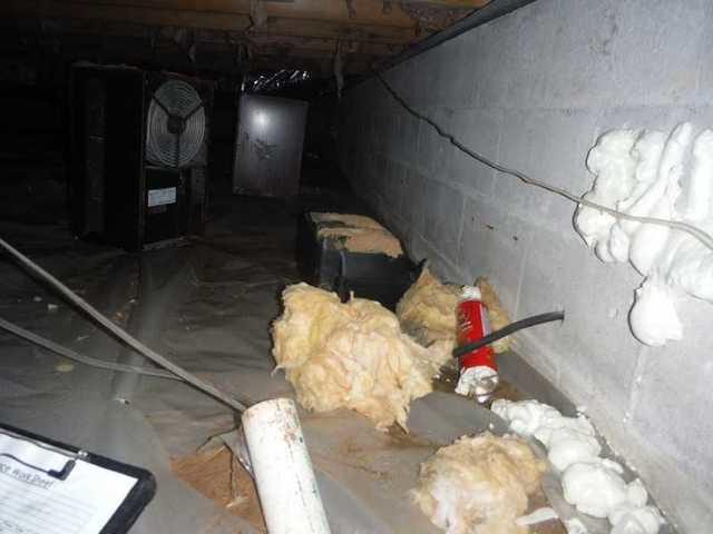 Childs, MD Crawl Space