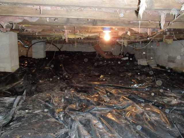 Crawl Space in Chesapeake City, MD