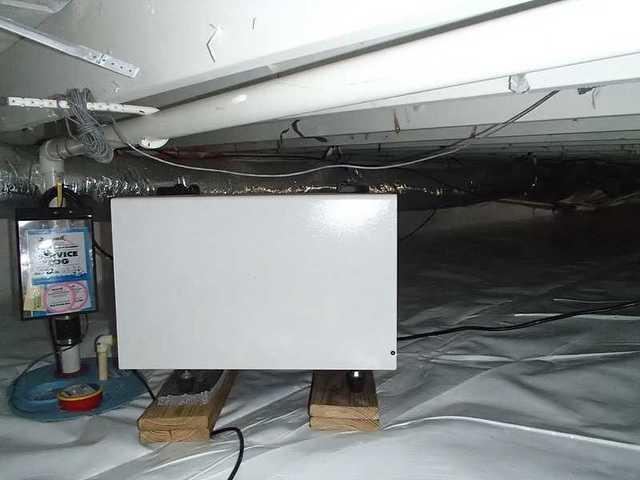 Goldsboro, MD Crawl Space Repair