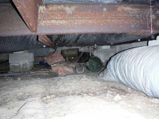 Crawl Space Repair in Bethel, DE