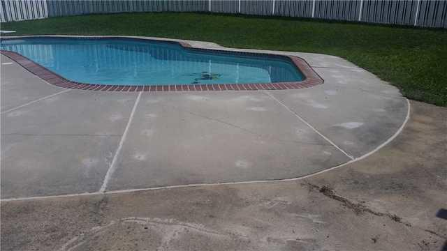 Concrete Pool Deck in North East, MD