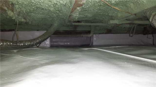Claymont, DE Crawl Space Encapsulation