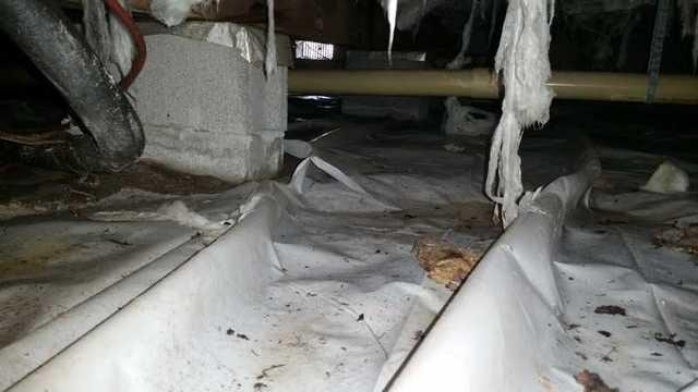 Crawl Space Encapsulation in McDaniel, MD