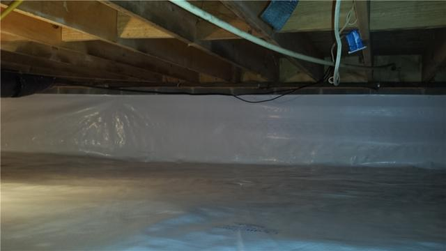 Chester, MD Is Experiencing Some Rough Crawl Spaces - After Photo