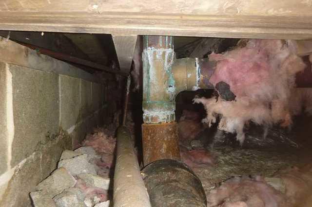 Crawl Space Repair in Wye Mills, MD