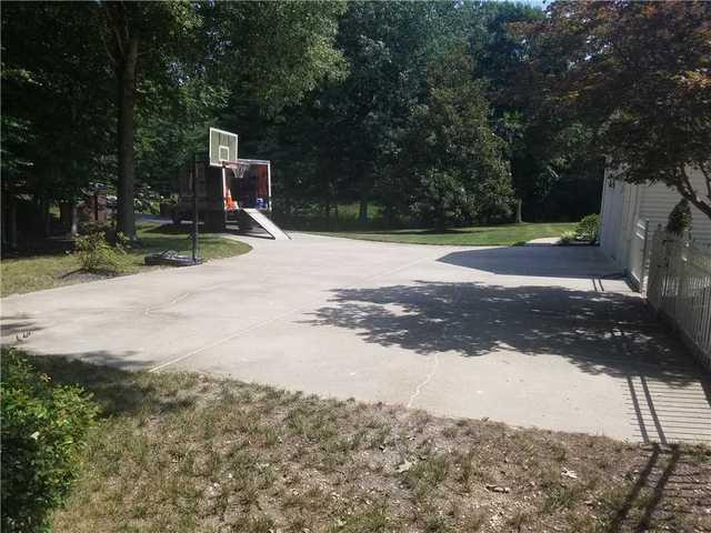 A Sinking Driveway is Lifted and Made Safe Again by DryZone in Waldorf, MD - After Photo