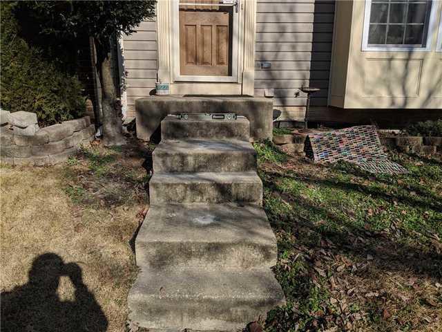 Stairs Go From Hazardous to Heavenly in Glen Burnie, MD
