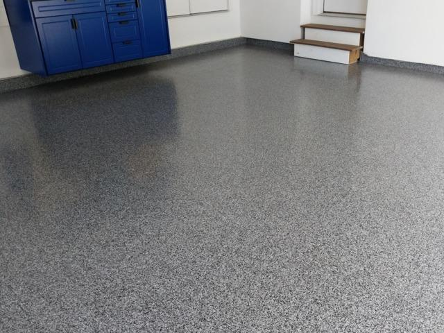 The WOW Factor Garage Floor Coating in Berlin, MD - After Photo
