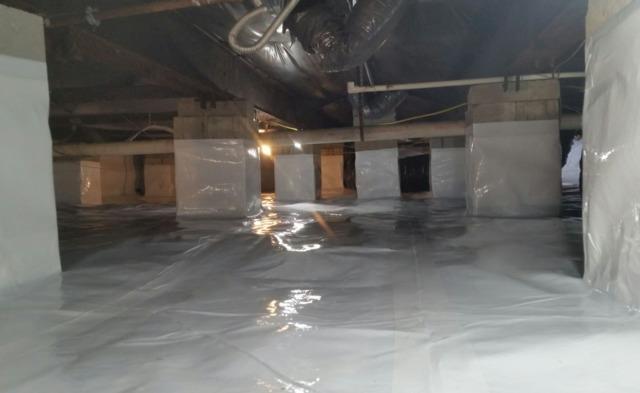 CleanSpace Encapsulation in Clayton, DE