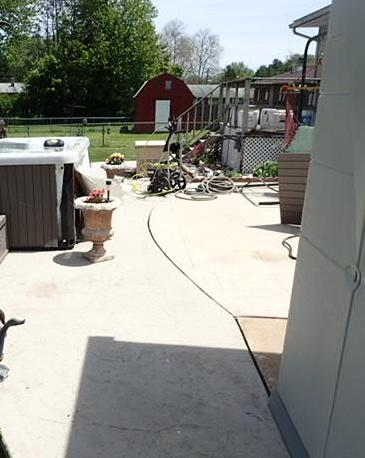 Patio Repair in Havre De Grace, MD