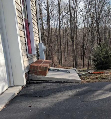 Lifting and Leveling a Stoop in Freeland, MD