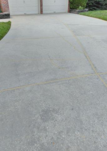 Driveway Repair in Bowie, MD - After Photo