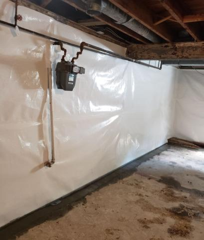 Repairing a Leaky Basement in Baltimore, MD