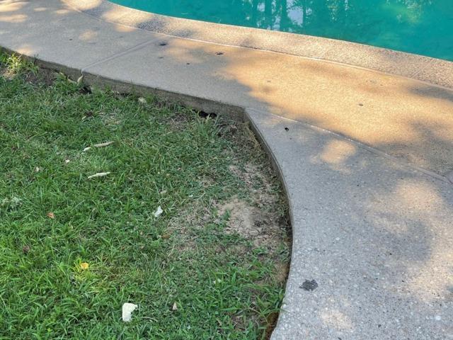 Level Pool Deck in Stevensville, MD