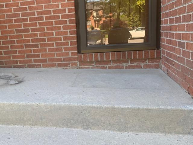 Repairing an Entryway in Timonium, MD