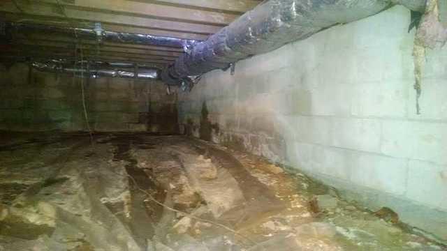 Basement Repair in Stockton, MD