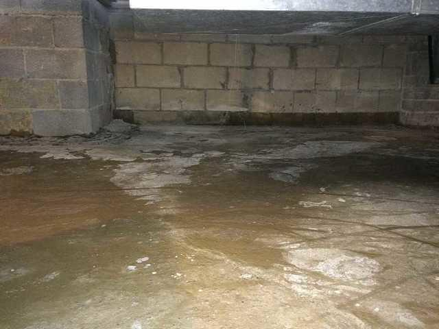 Perry Point, MD Crawl Space Repair