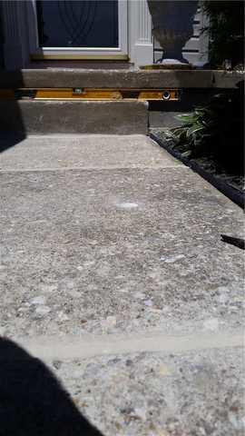 PolyLevel Sidewalk in Barclay, MD