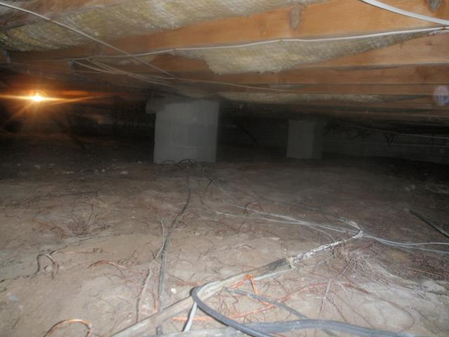Bishopville, MD Home receives Crawl Space Encapsulation