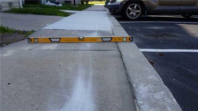 PolyLevel Sidewalk in Quantico, MD