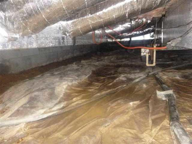 Crawl Space Encapsulation in Perryville, MD