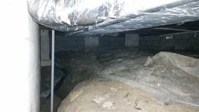 Tylerton, MD Crawl Space Repair