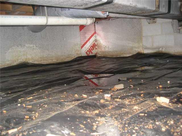 Crawl Space Encapsulation in Fishing Creek, MD
